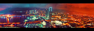 Miami versus by PURErube