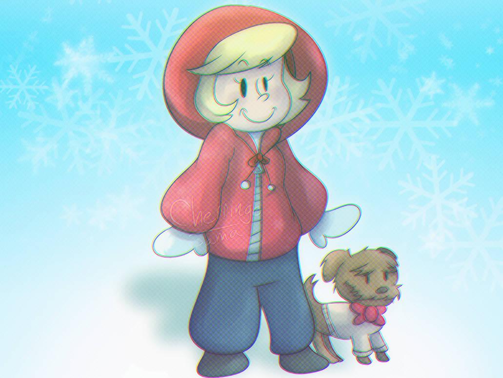 Winter BB Hood by cherringo-sama