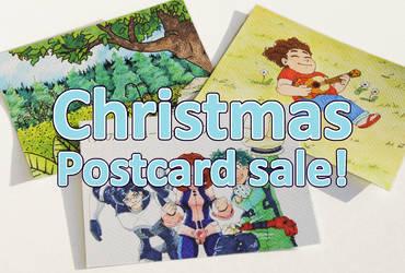 Christmas is just around the corner! by mangakasoldier