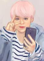 selfie by yuyuuny
