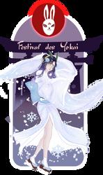 [Shibu] Event 1 Yuki-Onna by Douce-Edel