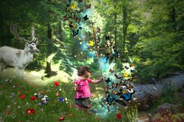 Magick for Children by blue-snowangel