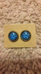earrings by princess-sweetflower