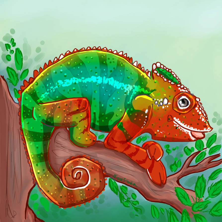 Hameleon Lapina by Nianes