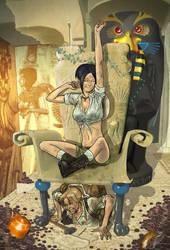Broken Sword by tommasorenieri