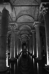 The Basilica Cistern by XxsatrunxX