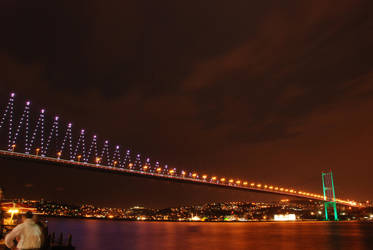 Bosphorus Bridge II by XxsatrunxX