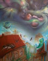 The path to the spiritual world by Wuzzymane