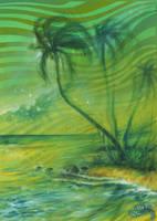 Heaven's swamp by Wuzzymane