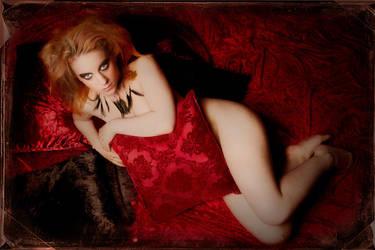 Bold Boudoir I by Nightshadow-PhotoArt
