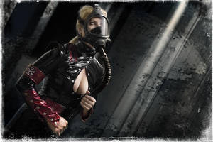 The X - Im Bunker by Nightshadow-PhotoArt