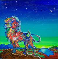 The Star King by MarikaSSArt