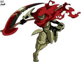 Specter Knight by VGAfanatic