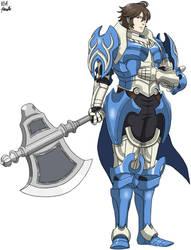 Frederick: Polite Knight by VGAfanatic