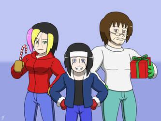 Striker Holiday by VGAfanatic