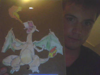 ---CHARIZARD--- by pokemonmaster1992
