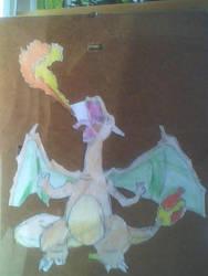 charizard by pokemonmaster1992