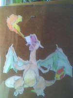 charizard by pokemonmaster1992