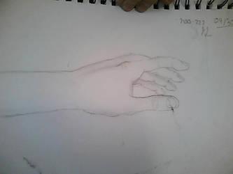 Grabbing hand by pokemonmaster1992