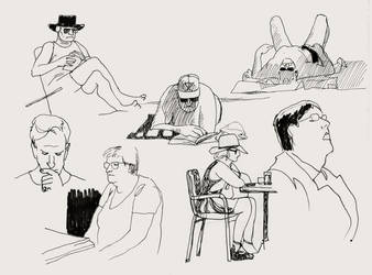 SketchDump by carloRotolo
