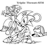 Triple Threat-SoTH by MaRaMa-Artz