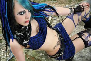 Urban blue by HatedxLove