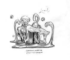 Shadow-Wraith's Mutant Manifestation by DPRagan