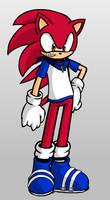 Spike The hedgehog by SpikeTheHedgehog671