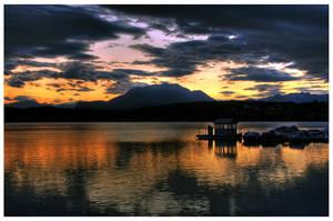 Lake Faak by Bandit83