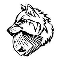 Logo for literary festival by Sola-li