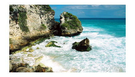 Playa El Tunel III by astroboyjrv