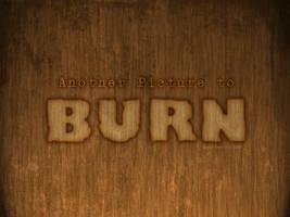 BURN by Textuts