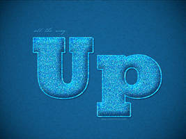 Up by Textuts