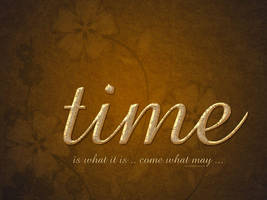 Time by Textuts