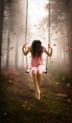 Enchanted Swing by Children7