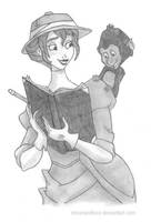 Jane Porter by MissNerdface