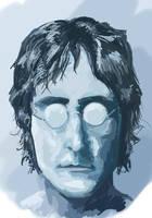 John Lennon by IvoryDrive