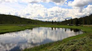 Yellowstone I by mstargazer