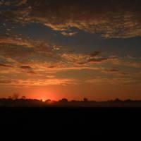This morning's sunrise by mstargazer