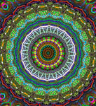 Psy mandala 10 by cl502