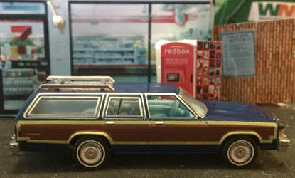Greenlight 1979 Ford LTD Country Squire 4 by humloch