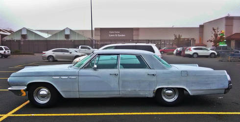 1963 Buick LeSabre 4 by humloch