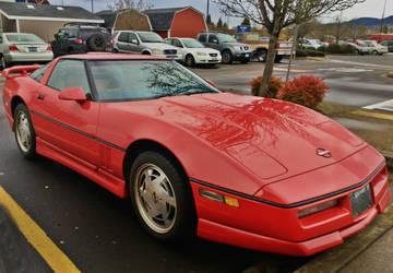 1989 Chevrolet Corvette C4 Greenwood 6 by humloch