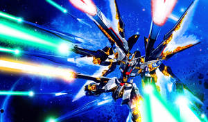 Strike Freedom [Cross-Over Version ] by Chaos217