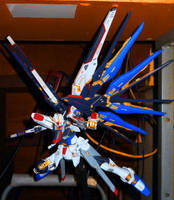 MG Strike Freedom by Chaos217
