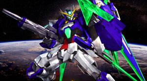 XNII-XX-00 X-Axis Gundam [Ver. JET] by Chaos217