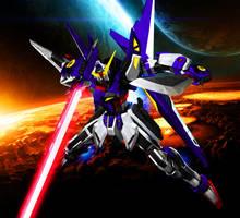 GAT-x43-S Blade Gundam by Chaos217