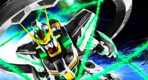GSX-401FW Stargazer Gundam [Ver. JET] by Chaos217