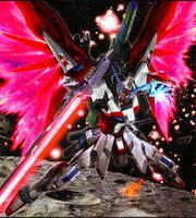 ZGMF-x42S Destiny Gundam [Ver. JET] by Chaos217
