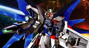Freedom Gundam [Ver. JET 2.0] by Chaos217